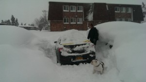 Cheektowaga New York Snowvember 2014 storm Pictures 2