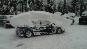 Cheektowaga New York Snowvember 2014 storm Pictures 3