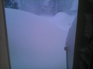 Snowvember Snow Storm in Lancaster, New York
